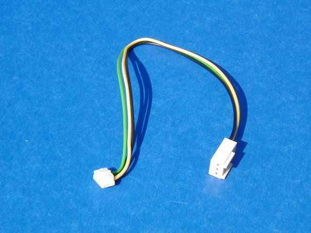 CPU FAN INTEL SMALL 3-WIRE to MB 3-WIRE POWER CABLE