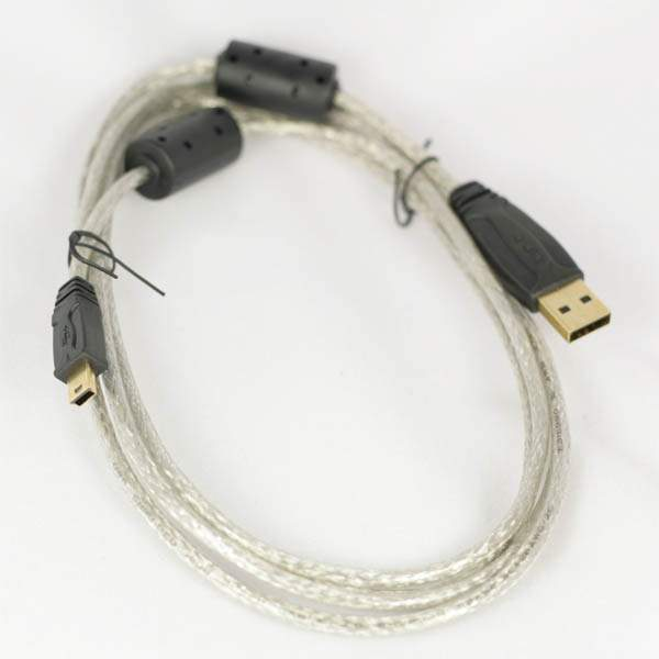 Camera Cable Mini-B 5-Wire D1 6ft