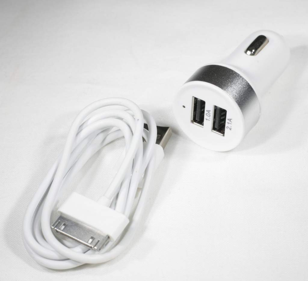 Car Charger Apple Ipod IPhone Itouch