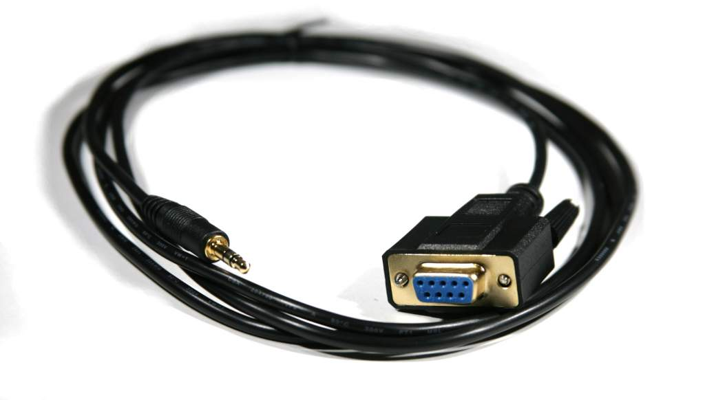 DB9-F to 3.5mm DCS-2 TRS SONY BRAVIA Controller Cable