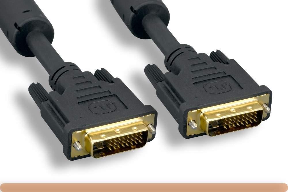 DIGITAL 400 DVI-D to DVI-D DVI Cable 1M 3FT