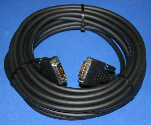 DIGITAL 400 DVI-D to DVI-D LONG DVI Cable 7.62M 25FT