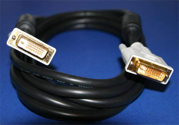 DIGITAL 800 DVI-D to DVI-D PREMIUM DVI CABLE 3M 10FT