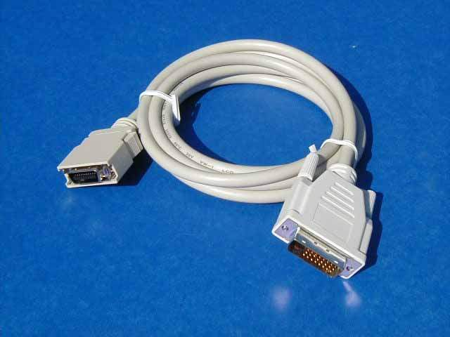DIGITAL DVI-D-M to DFP MDR20-M Cable 6FT