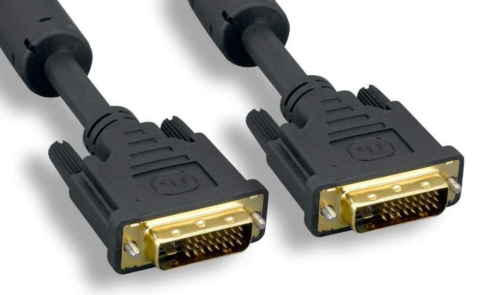 DIGITAL DVI-D to DVI-D DVI Cable 3M 10FT
