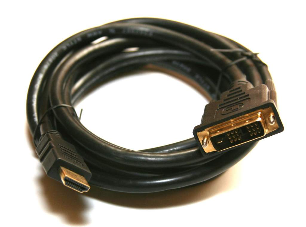DVI HDMI Cable Premium 3M 10FT