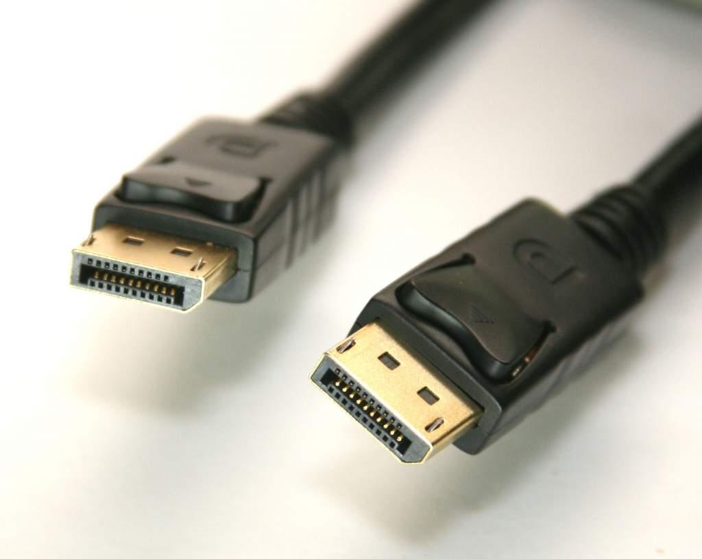 DisplayPort to DisplayPort Cable 25ft