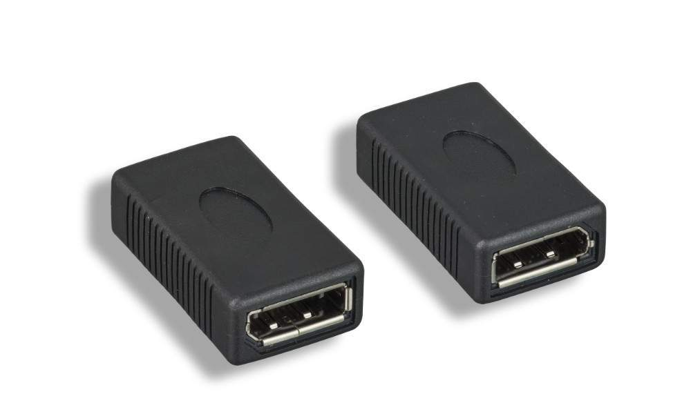 DisplayPort F-F Inline Coupler
