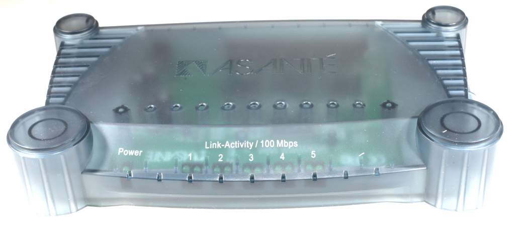 Ethernet 5 Port Switch Network 10-100 MB