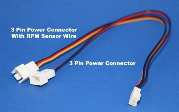 FAN 3-WIRE Splitter Cable