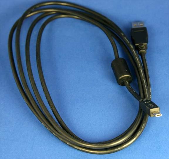 FUJI Camera Cable D6S 4FT