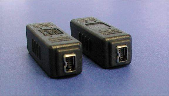 Firewire Adapter 4PIN-F 4PIN-F