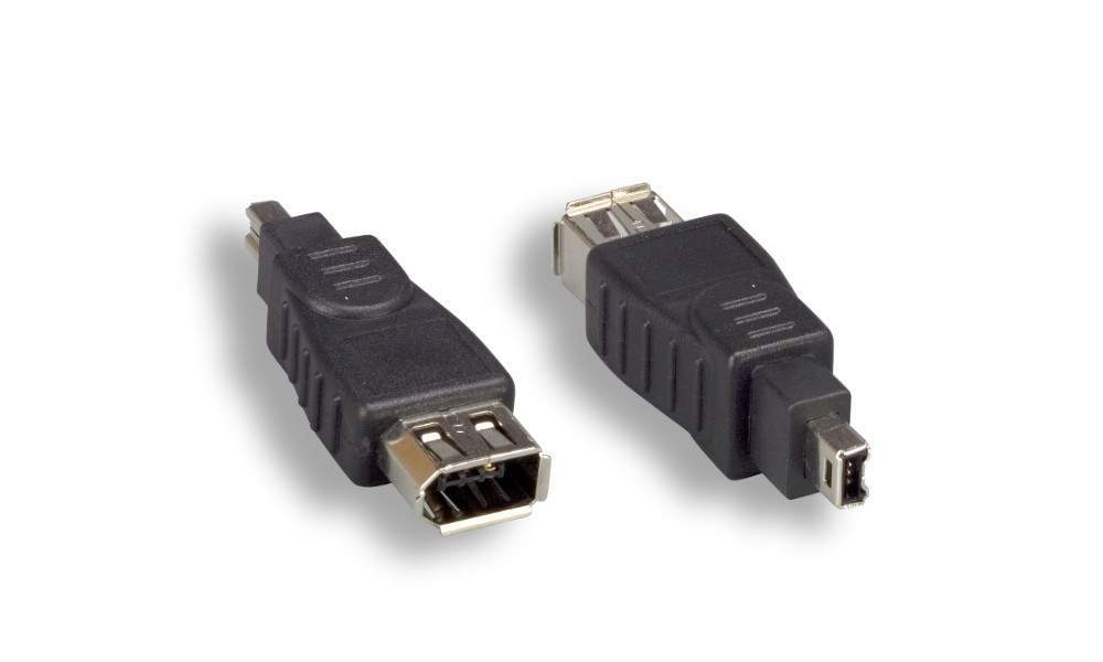 Firewire Adapter 6PIN-F 4PIN-M