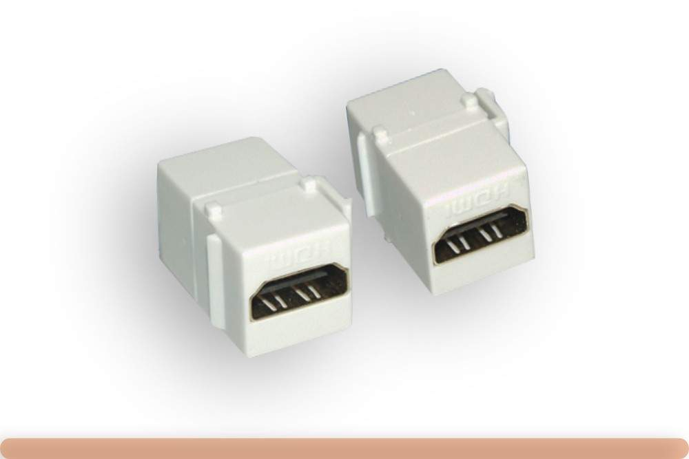 HDMI Coupler Keystone Female Female
