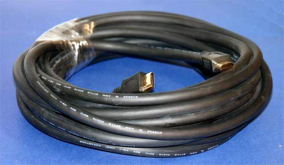 HDMI to HDMI Premium Cable 50 Feet 15M 24AWG 1.4 50FT