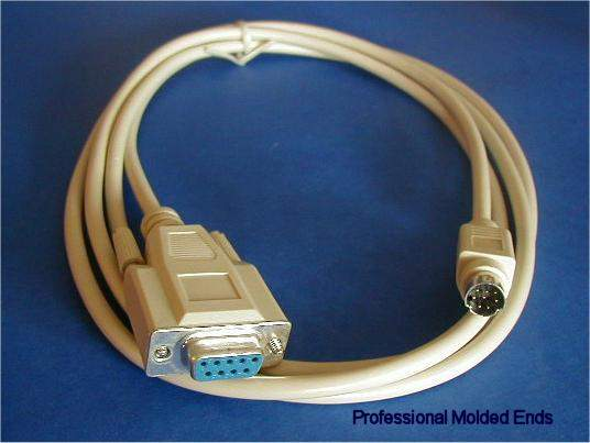 KODAK Camera Serial Cable DC40 DC50 DC120 DC240 DC2800 DCS1