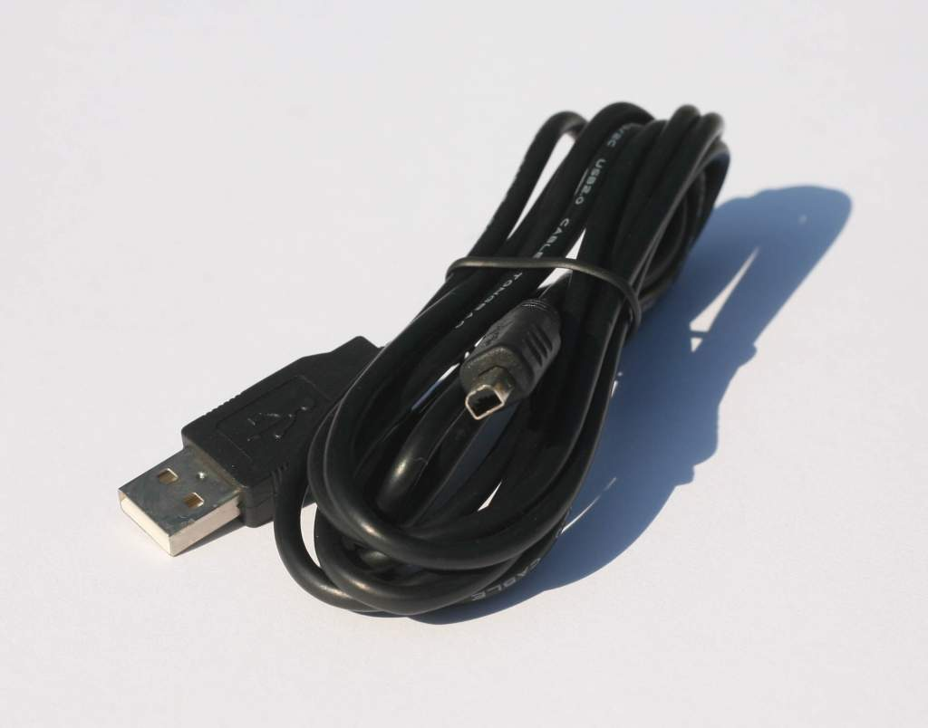 Kodak 8539249 USB Cable for DX CX Series Digital Cameras 853-9249 Compatible D2