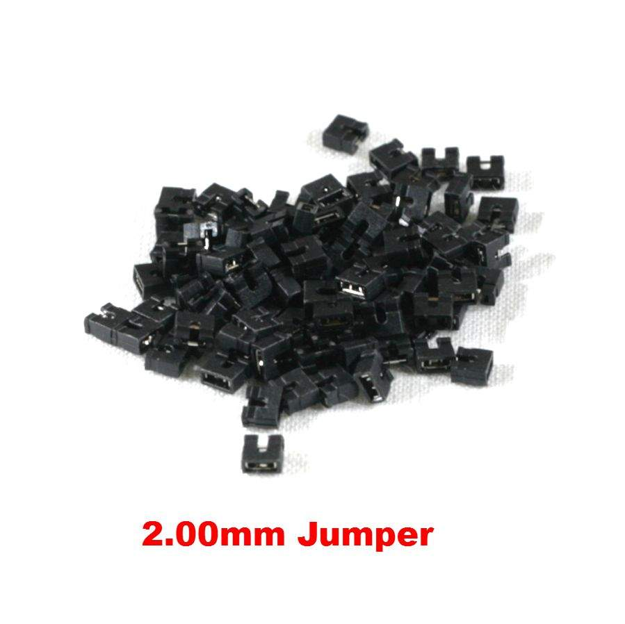 Laptop Hard Drive Micro Jumpers 2.00mm Bag 100 Shunt