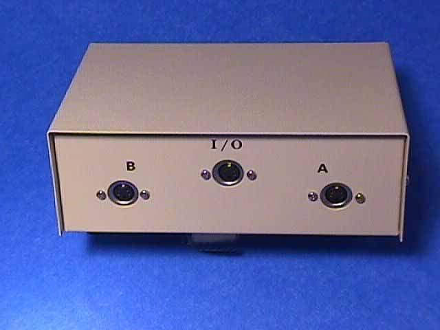 MAC ADB KEYBOARD AB Switch