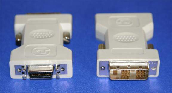 MDR Adapter DVI-D-M to DFP MDR20-F