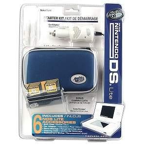 Nintendo DS Lite Starter Kit MadCatz