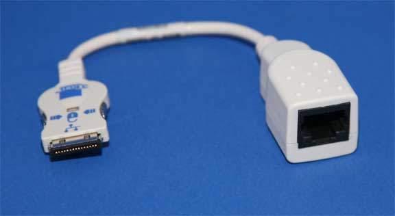 PCMCIA LAN CABLE E-3C-P TYPE 3COM USR MHZ