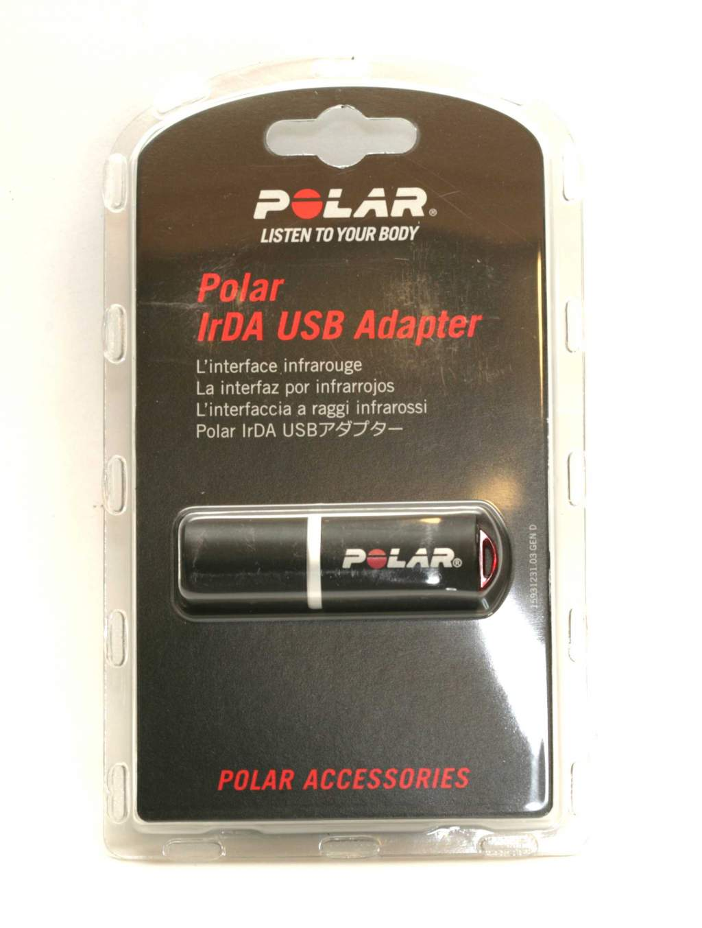 Polar IrDA USB Adapter