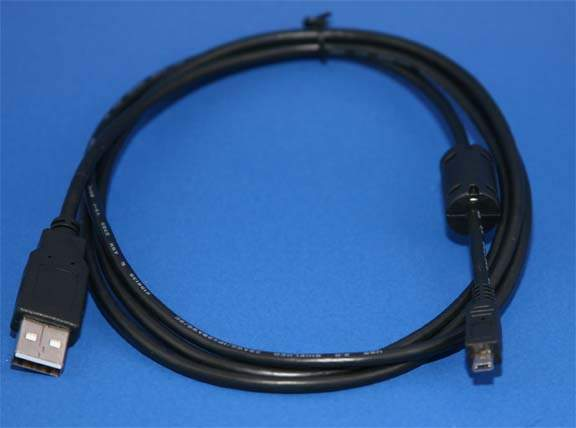 RICOH Camera Cable D6S 4FT