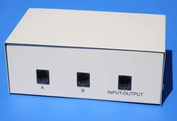 RJ11 RJ12 AB Switch Manual