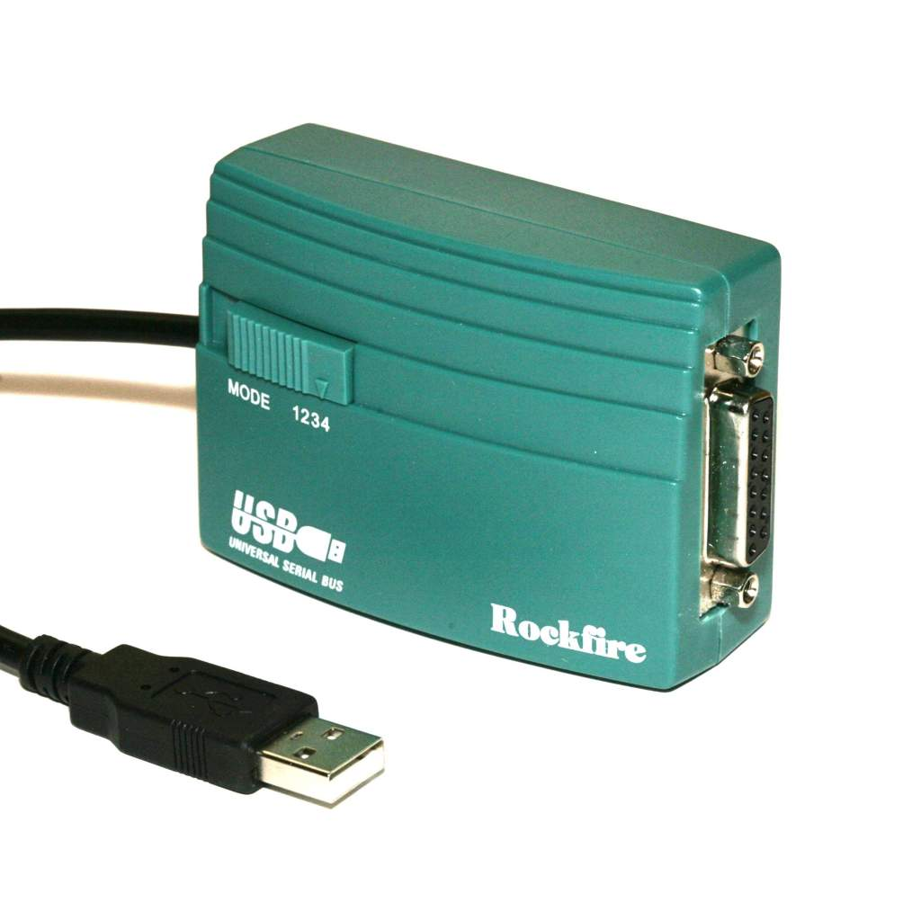 RockFire USB to Gameport RM-203