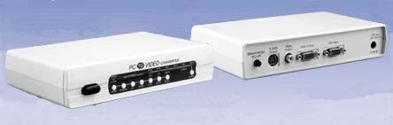 SB3800 SCAN Converter SVGA to SVideo Composite