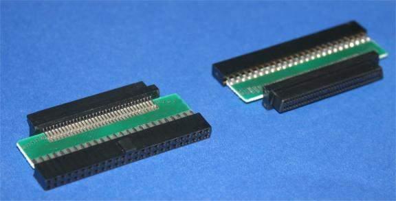 SCSI INTERNAL IDC50-F to HPDB68-F ADAPTER