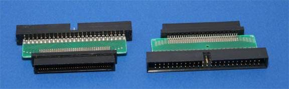 SCSI INTERNAL IDC50-M to HPDB68-M Adapter