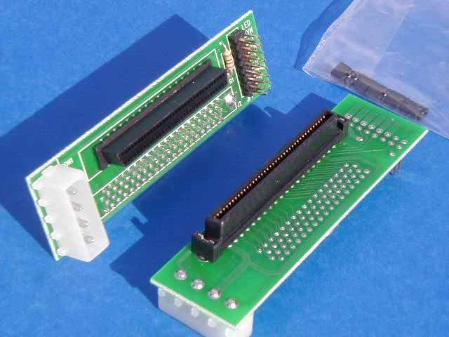 SCSI SCA80 to HPDB68-F ADAPTER