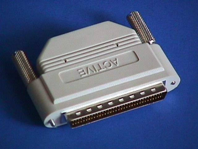 SCSI Terminator External HPDB68-M ACTIVE Screw