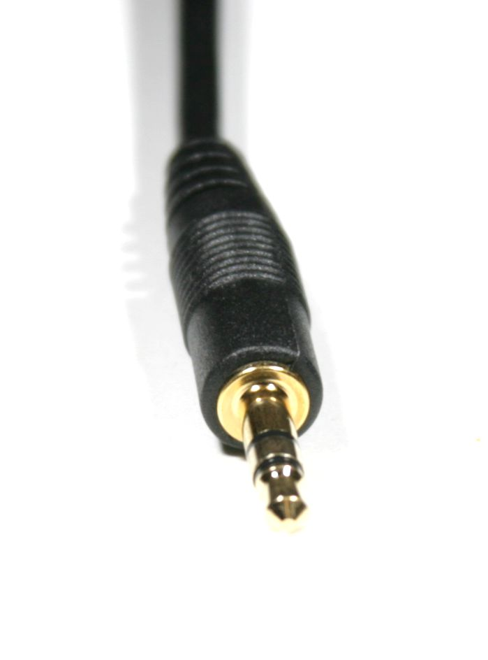 TRS Connector 3.5mm Plug