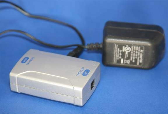 Toslink to SPDIF DIGITAL Audio Coax Converter