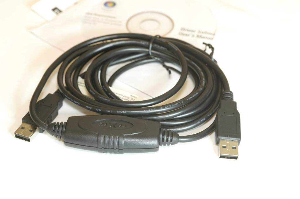 USB 2.0 Data Easy Transfer Cable Certified BAFO BF-7313