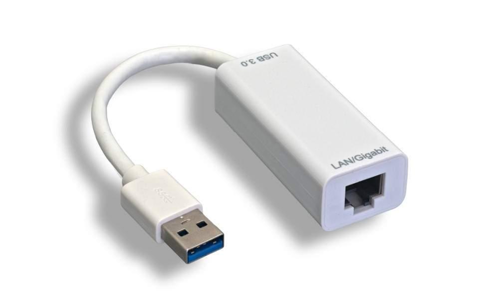 USB 3.0 to Ethernet Gigabit Adapter USB 2.0