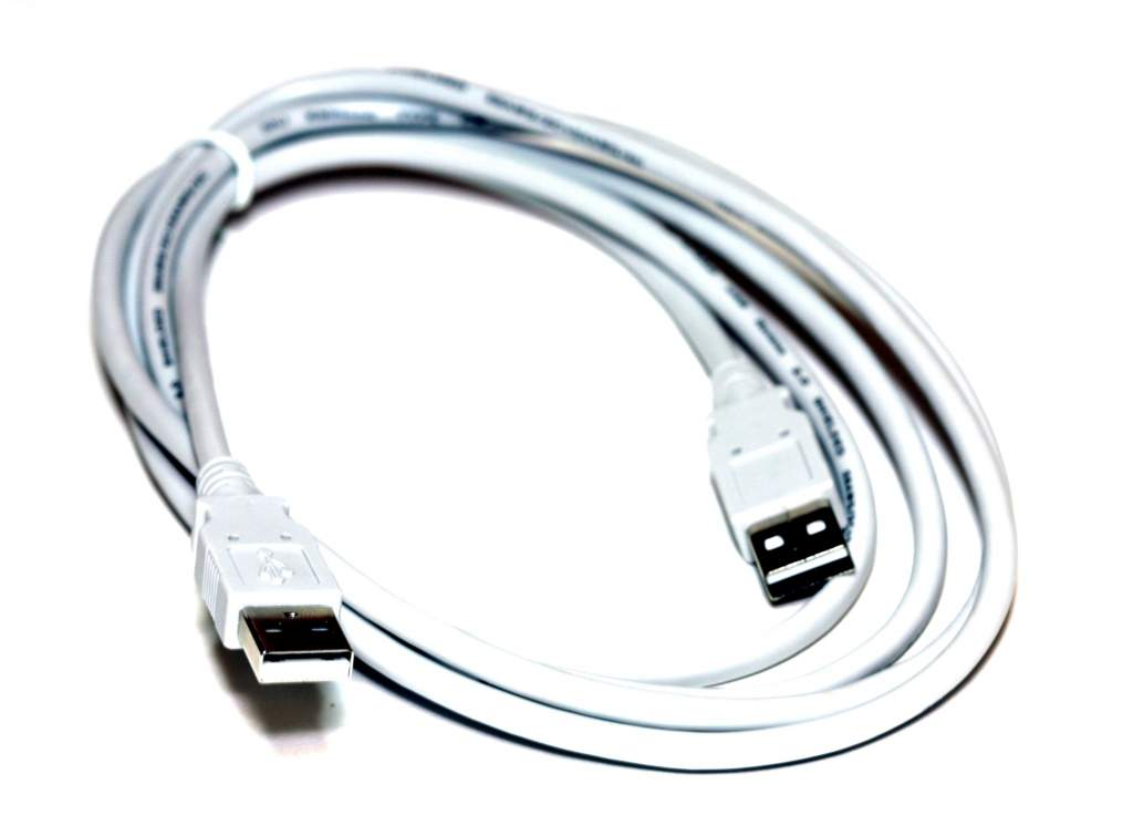 USB CABLE TYPE A-Male to TYPE A-Male CABLE 6FT