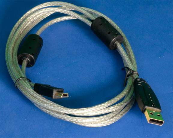 USB Camera Cable VMC-14UMB2 SONY Compatible DCUP-1 6FT