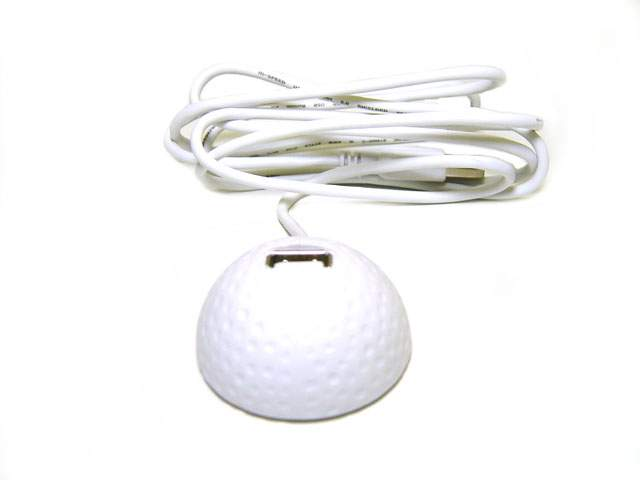 USB Docking Ball White