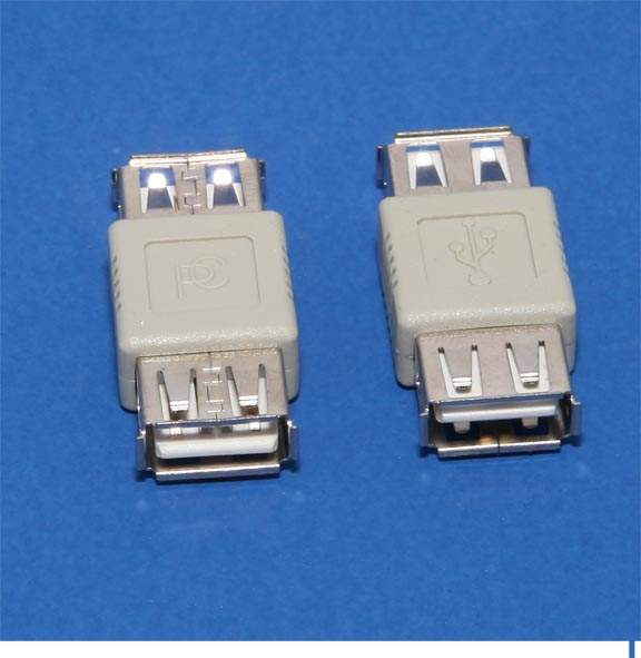 USB GENDER CHANGER TYPE A Female to TYPE A Female ADAPTER
