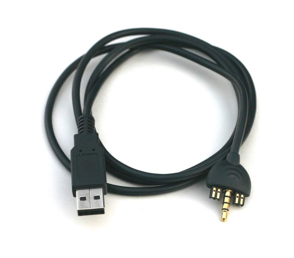 USB MP3 Cable RIO Riot NIKE TYPE A to Split-B Stereo
