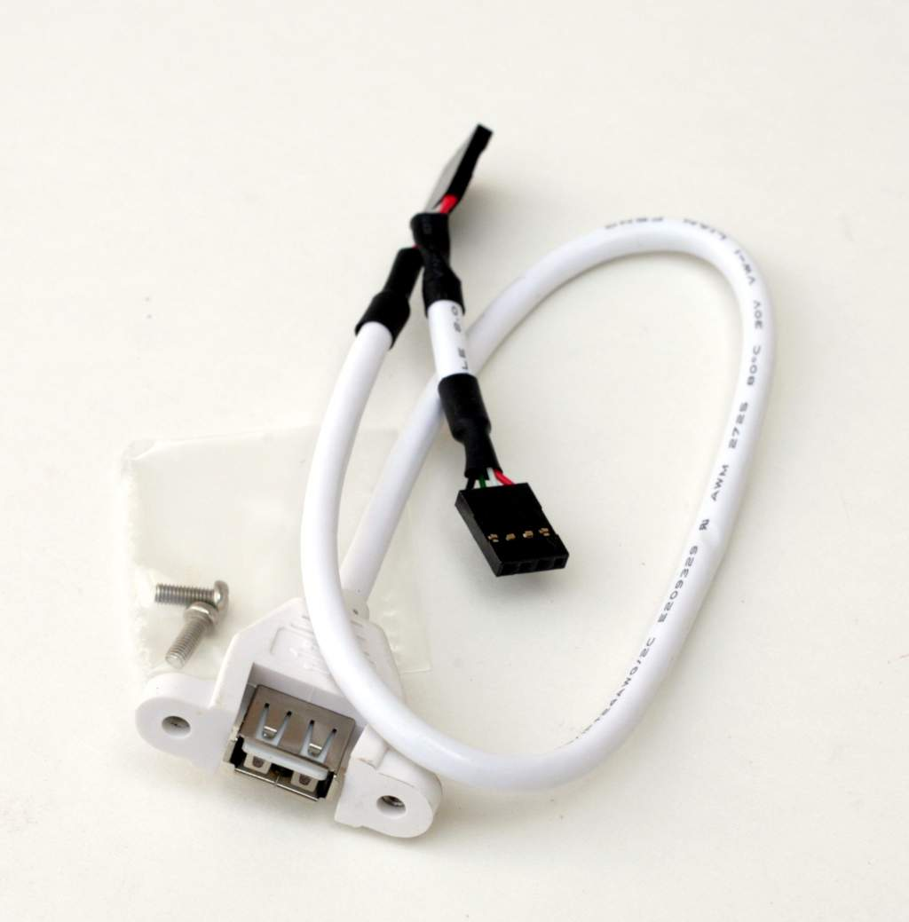 USB PORT SINGLE to MAINBOARD PORT Universal 16in