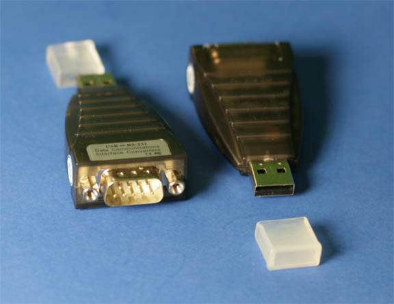 USB to DB9-Male Serial RS232 PORT FTDI Chipset Adapter
