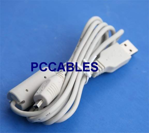 VIVITAR 60321 USB Camera Cable Type A to 4-PIN D15