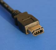 firewire Connector 6-Pin